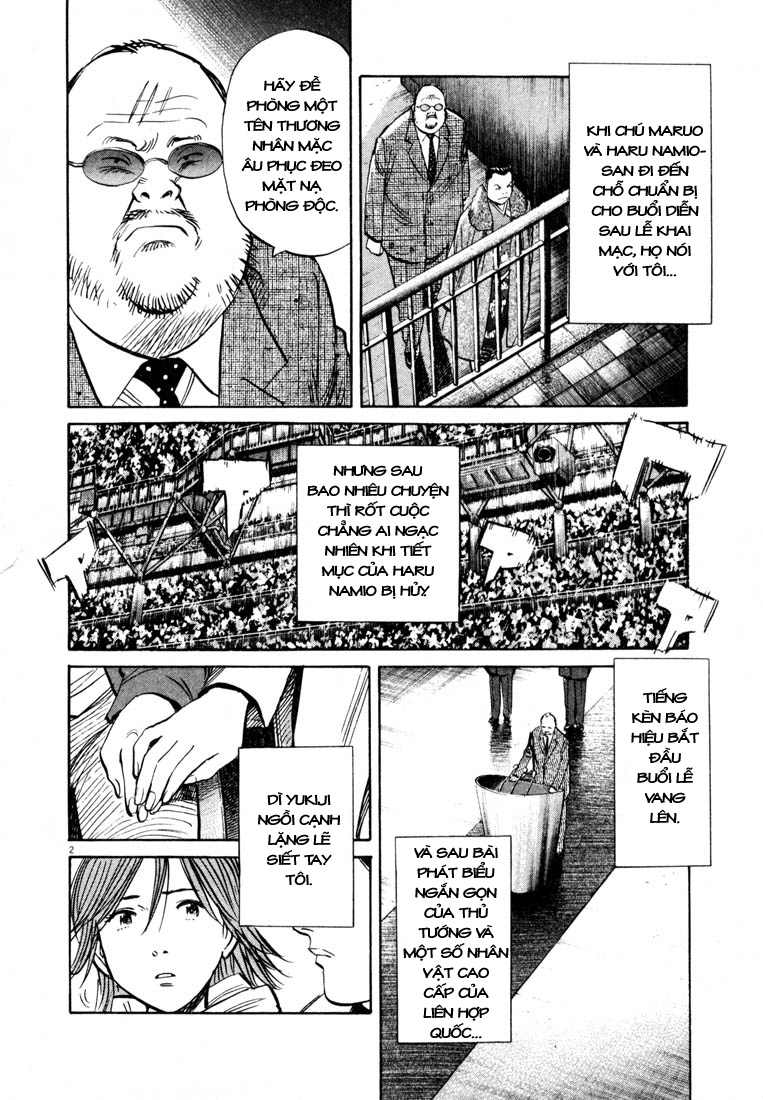 20th Century Boys chapter 168 trang 5