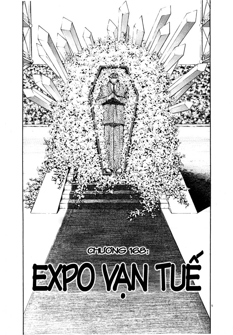 20th Century Boys chapter 168 trang 11