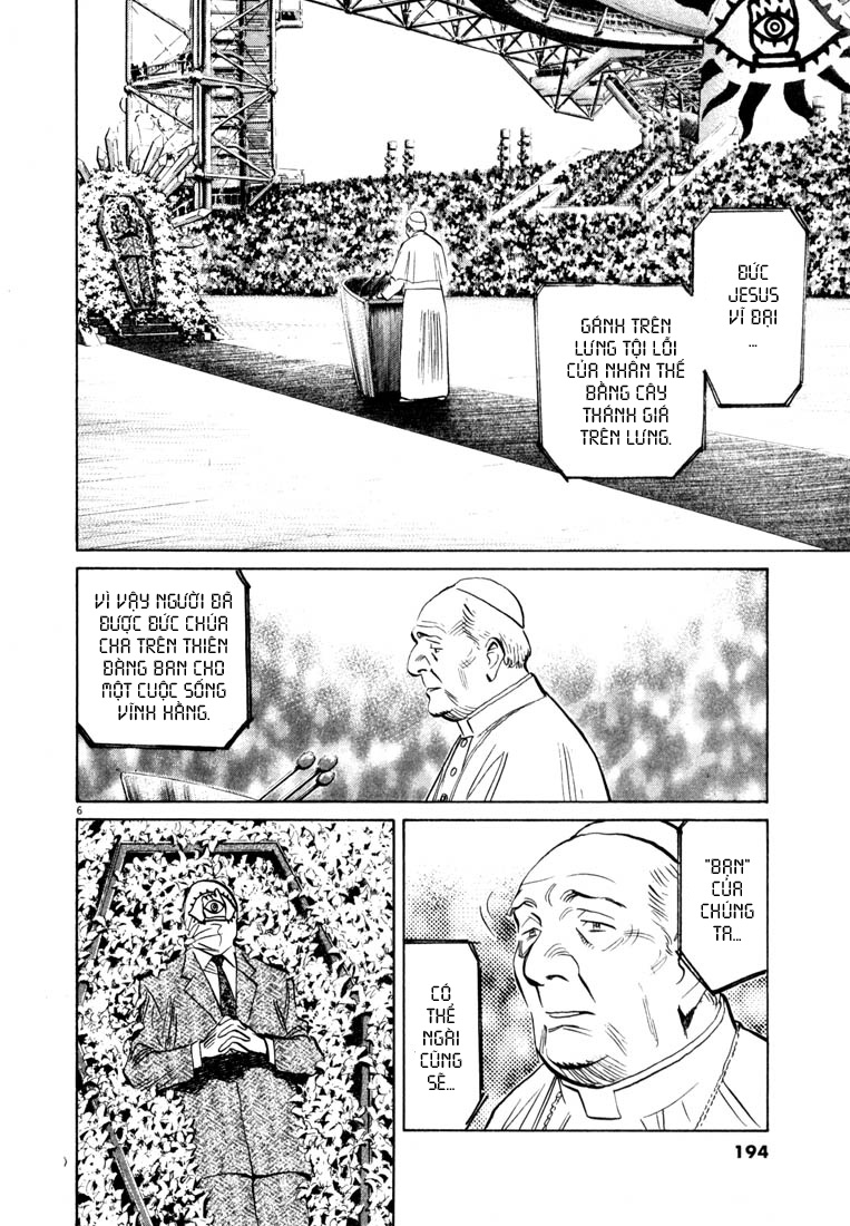 20th Century Boys chapter 168 trang 13