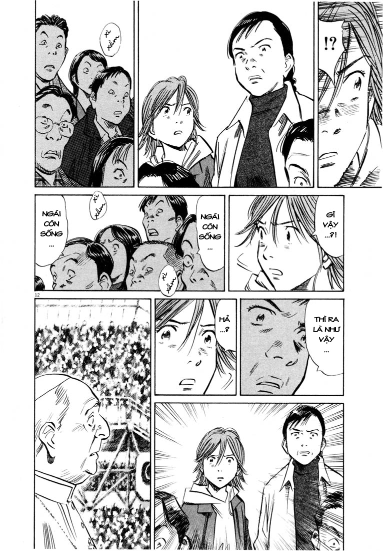 20th Century Boys chapter 168 trang 25