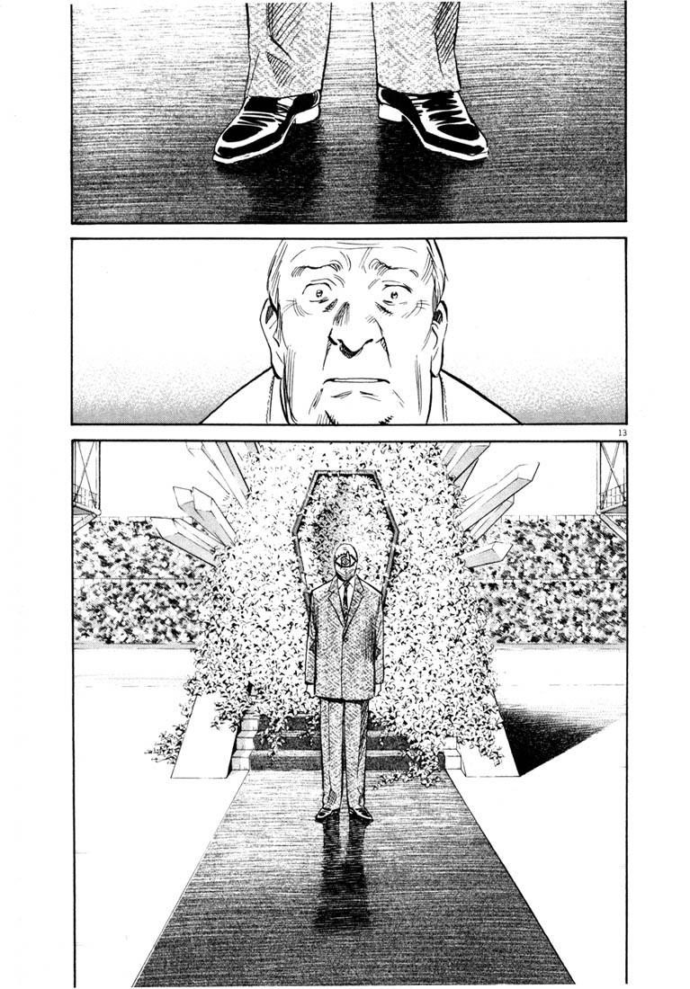 20th Century Boys chapter 168 trang 27