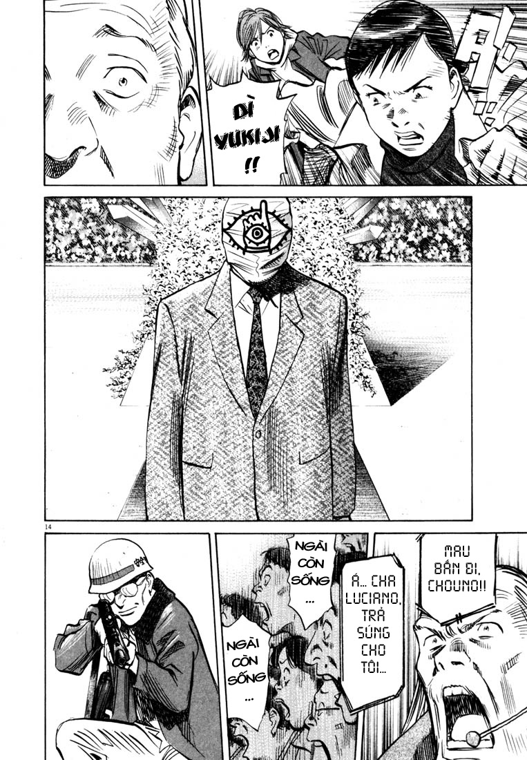 20th Century Boys chapter 168 trang 29