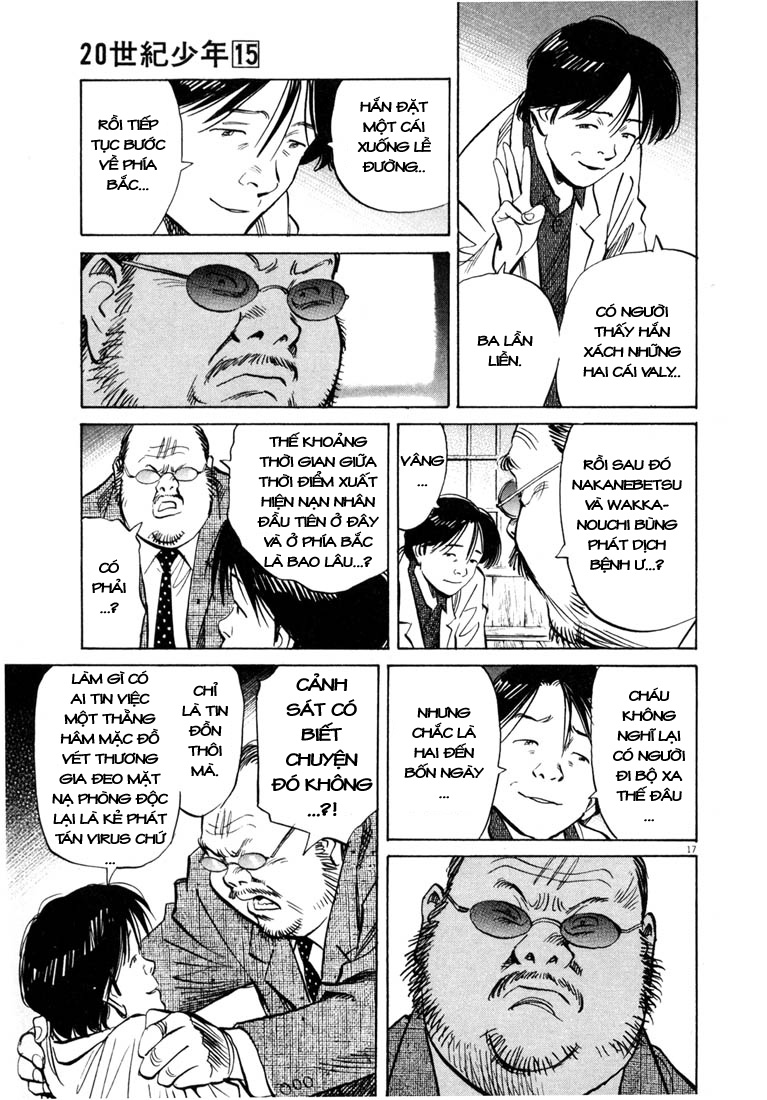 20th Century Boys chapter 166 trang 35