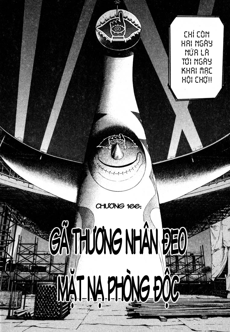 20th Century Boys chapter 166 trang 7