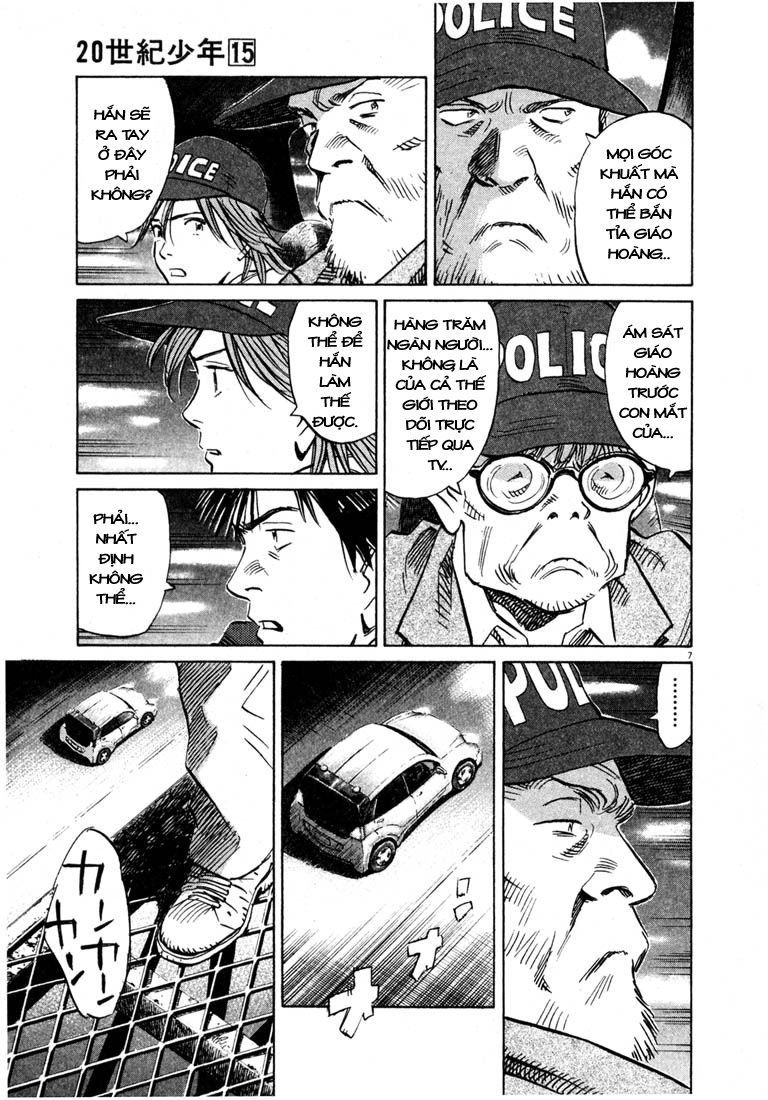 20th Century Boys chapter 166 trang 15