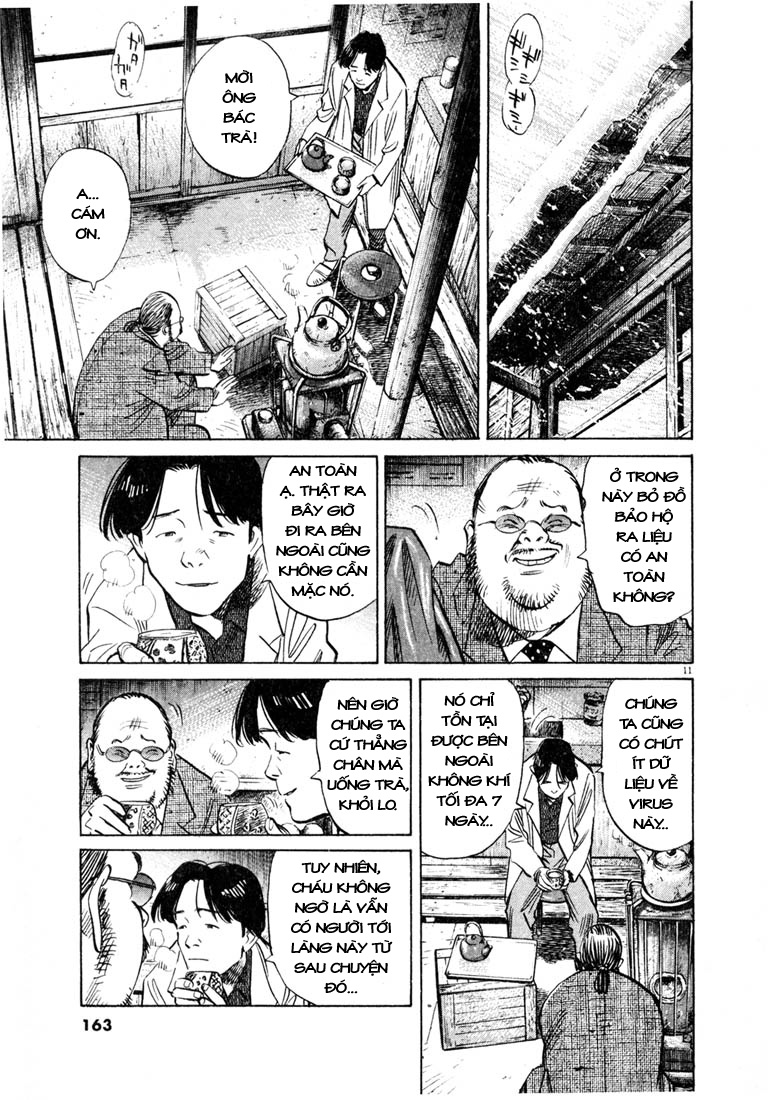 20th Century Boys chapter 166 trang 23