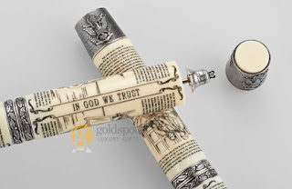 Detailed Preview of Viscontis Declaration of Independence Pen
