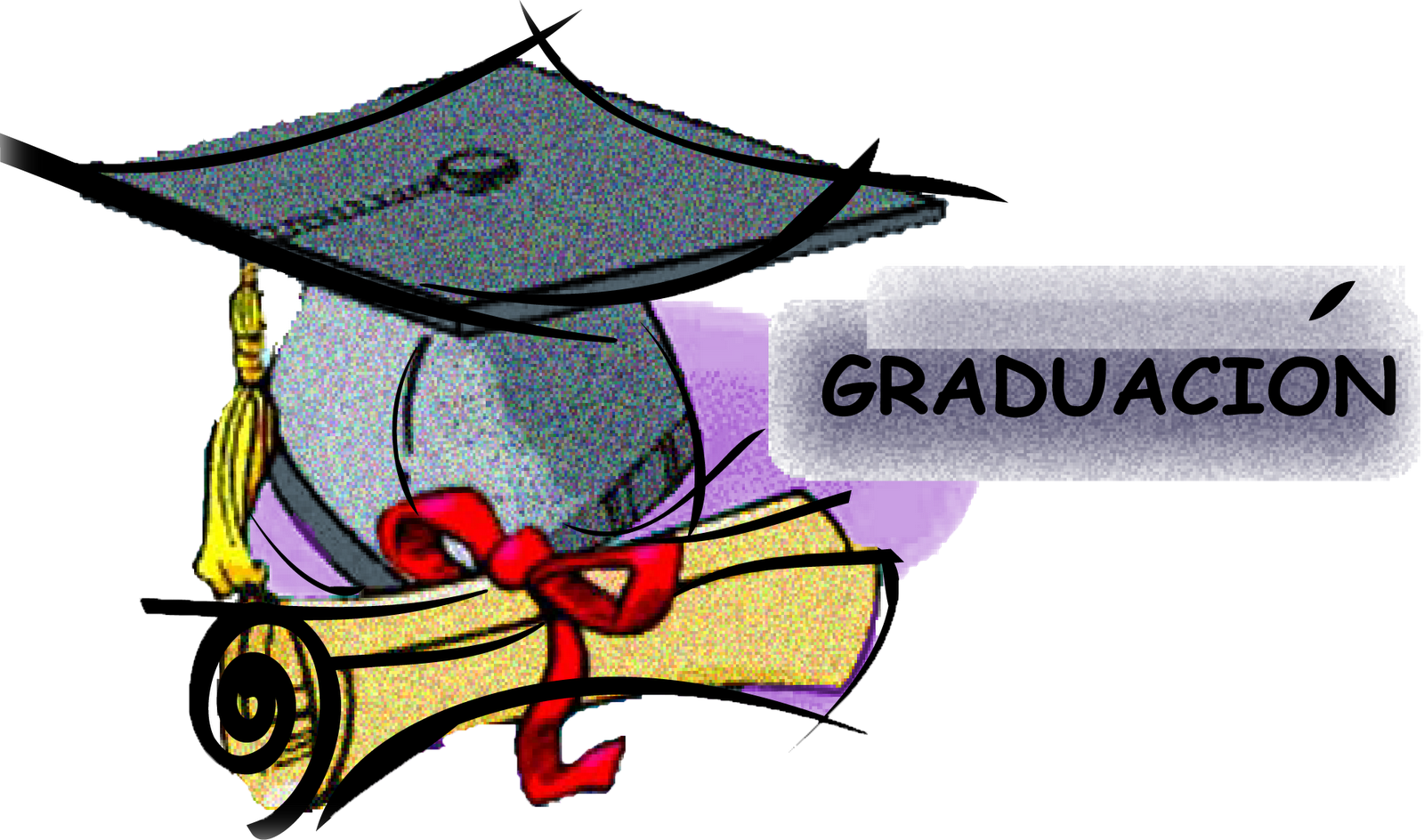Gorros De Graduación Animados
