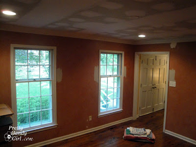 Painted Smooth Ceilings Falling In Love With Your Home