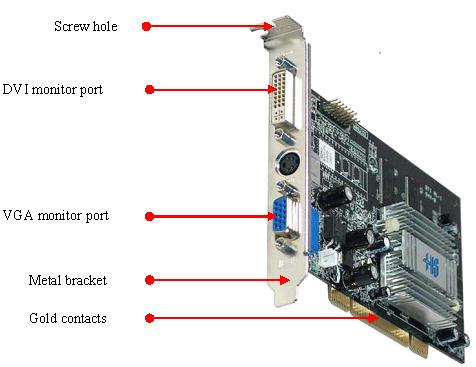 Computer Video Cards & Video Devices