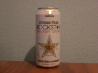 Canned Reviews Rockstar Sugar Free
