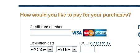 card number verification