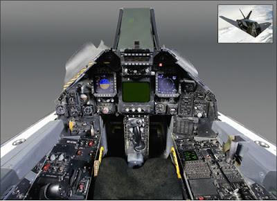 Spiiderweb™: Aircraft cockpits (flight decks* to be PC)