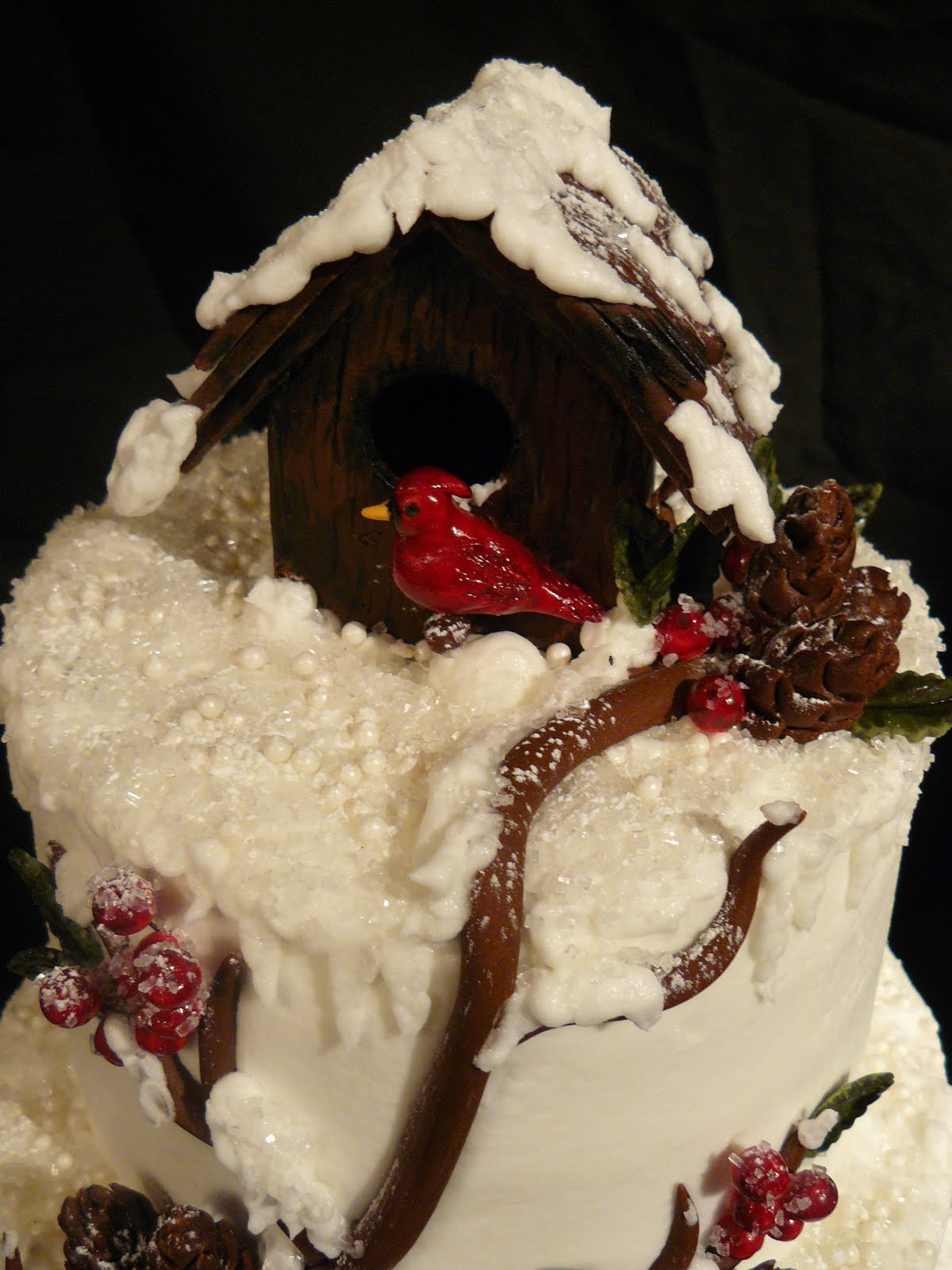 Karen Dreams Of Cake 70th Birthday