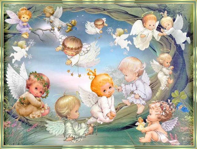 Resultado de imagen de diez ángeles