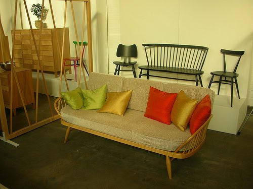 Made Good Best Of British Ercol Studio Couch Day Bed Sofa