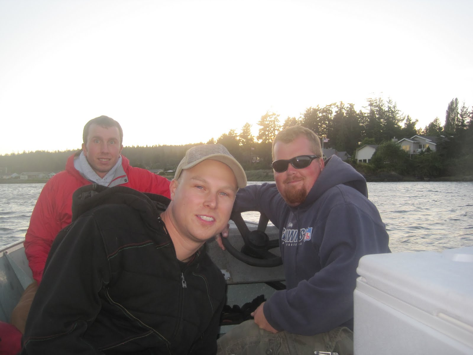 Swinomish Channel Boat Ride