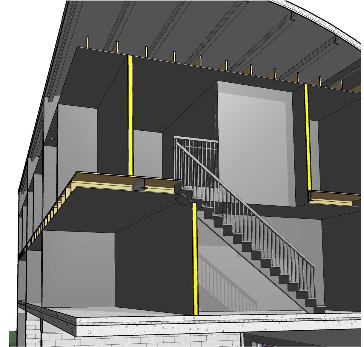 Revit Detail Revit Project Video Part 12 Stairs