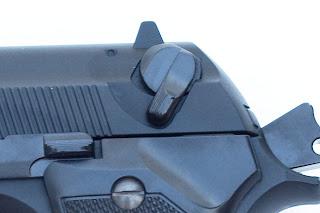 Airsoft, TSD, HFC, M9X, Beretta, Compensator, Pyramyd Air