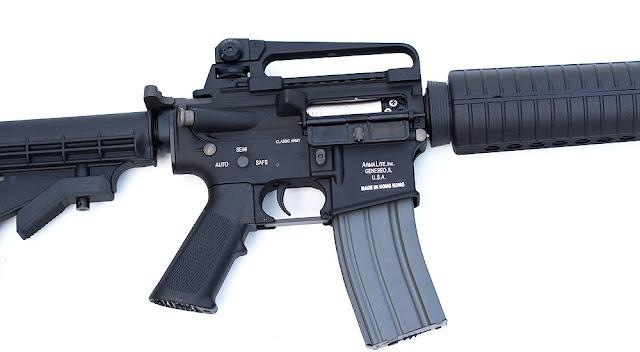 Classic Army, M15A4 Carbine, Airsoft Guns, Airsoft AEG