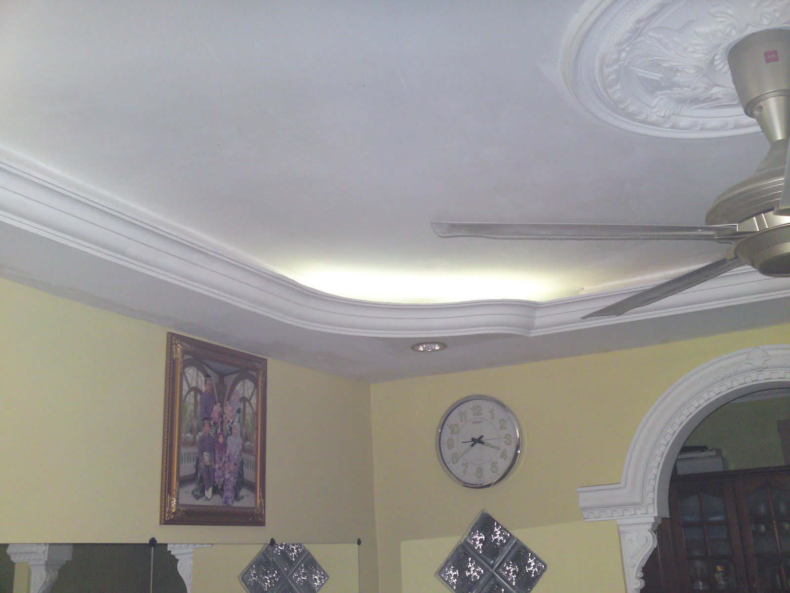 INDAH CAHAYA ENTERPRISE: Plaster Ceiling L Box With ...
