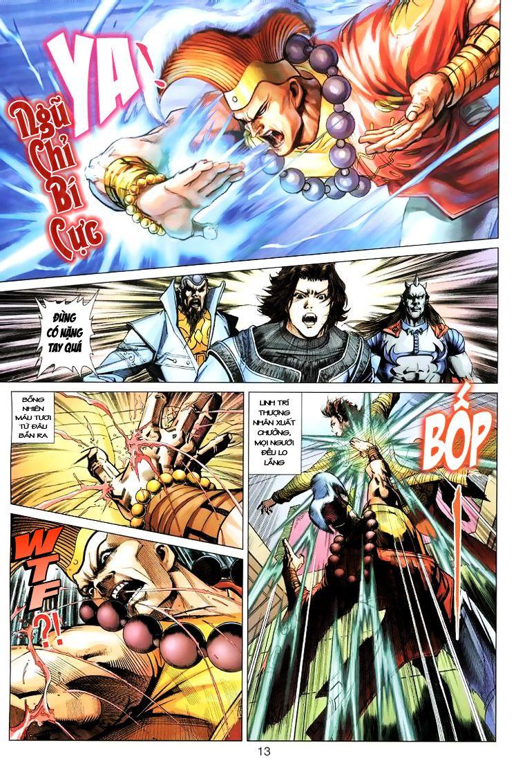 Anh Hùng Xạ Điêu anh hùng xạ đêu chap 14 trang 12