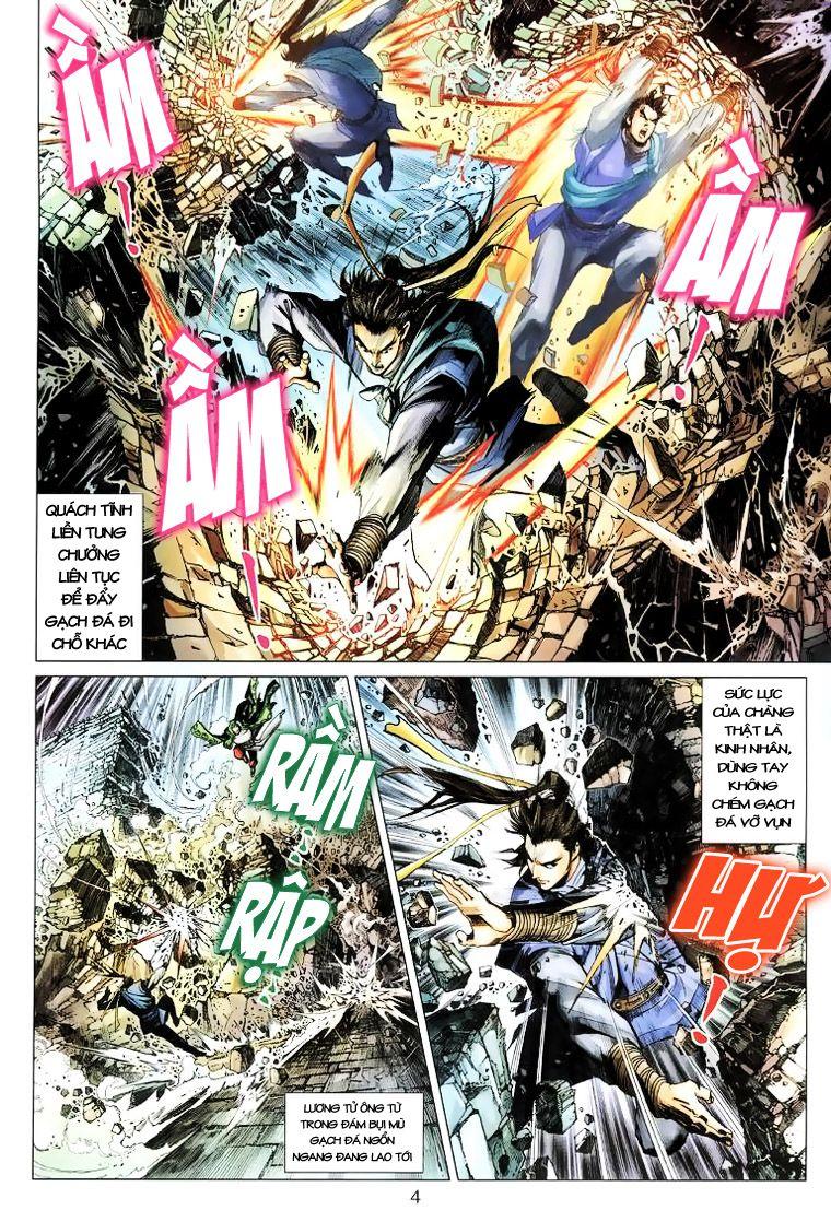 Anh Hùng Xạ Điêu anh hùng xạ đêu chap 14 trang 3