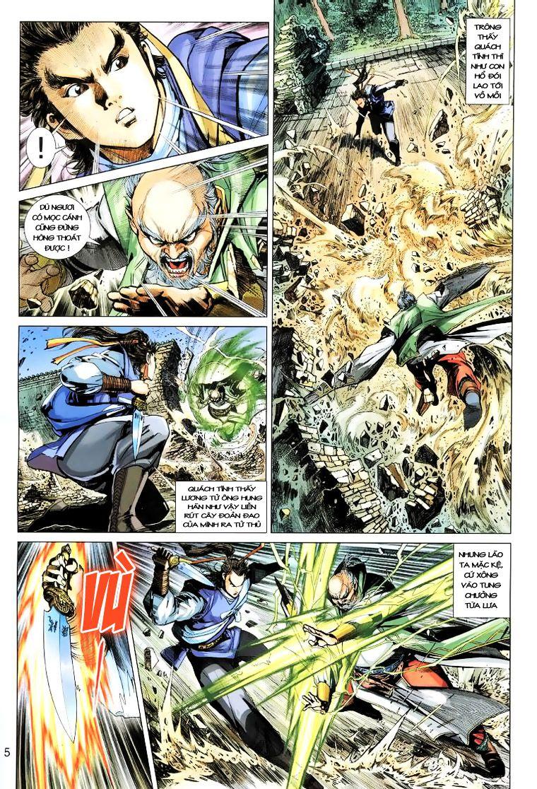 Anh Hùng Xạ Điêu anh hùng xạ đêu chap 14 trang 4