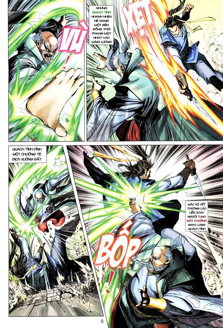 Anh Hùng Xạ Điêu anh hùng xạ đêu chap 14 trang 5