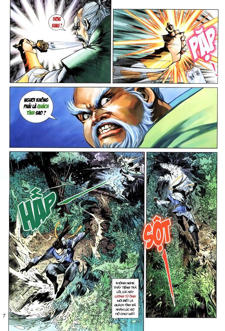 Anh Hùng Xạ Điêu anh hùng xạ đêu chap 14 trang 6