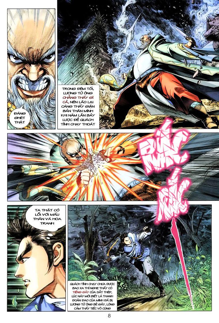 Anh Hùng Xạ Điêu anh hùng xạ đêu chap 14 trang 7
