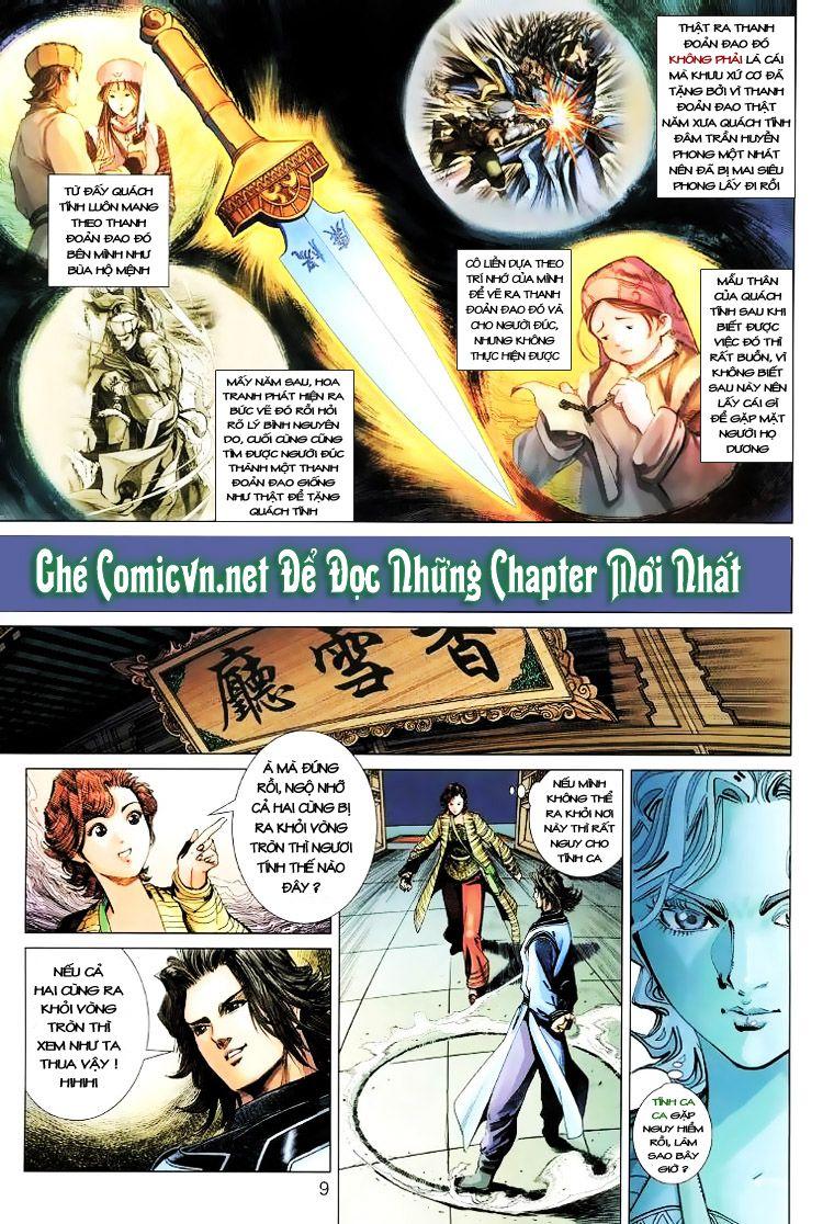 Anh Hùng Xạ Điêu anh hùng xạ đêu chap 14 trang 8