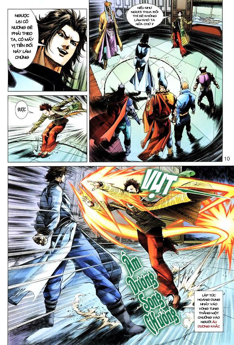 Anh Hùng Xạ Điêu anh hùng xạ đêu chap 14 trang 9
