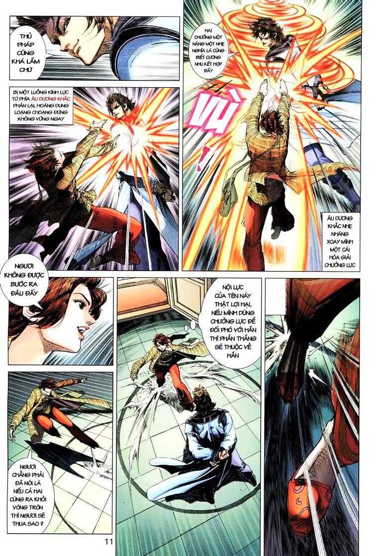 Anh Hùng Xạ Điêu anh hùng xạ đêu chap 14 trang 10