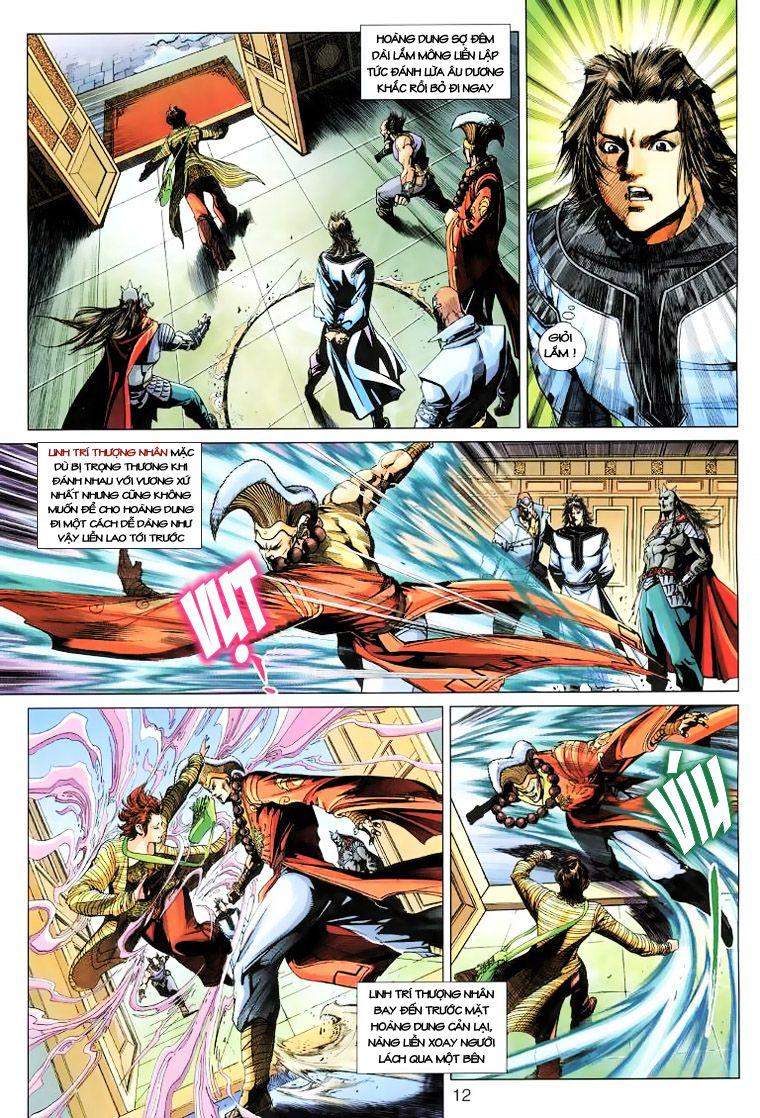 Anh Hùng Xạ Điêu anh hùng xạ đêu chap 14 trang 11