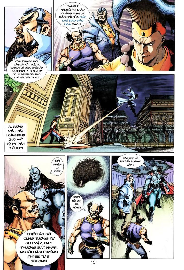 Anh Hùng Xạ Điêu anh hùng xạ đêu chap 14 trang 14