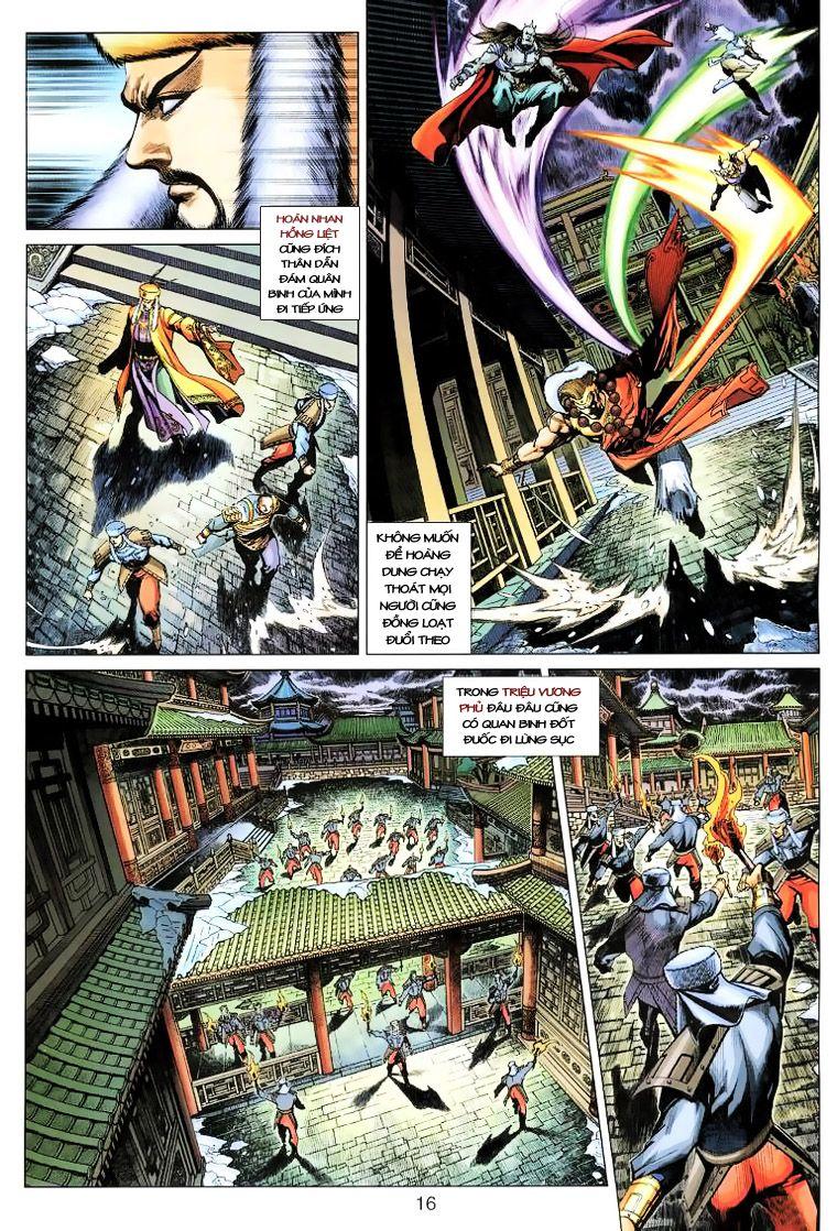 Anh Hùng Xạ Điêu anh hùng xạ đêu chap 14 trang 15