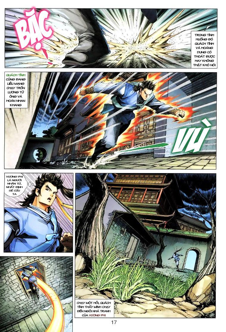 Anh Hùng Xạ Điêu anh hùng xạ đêu chap 14 trang 16