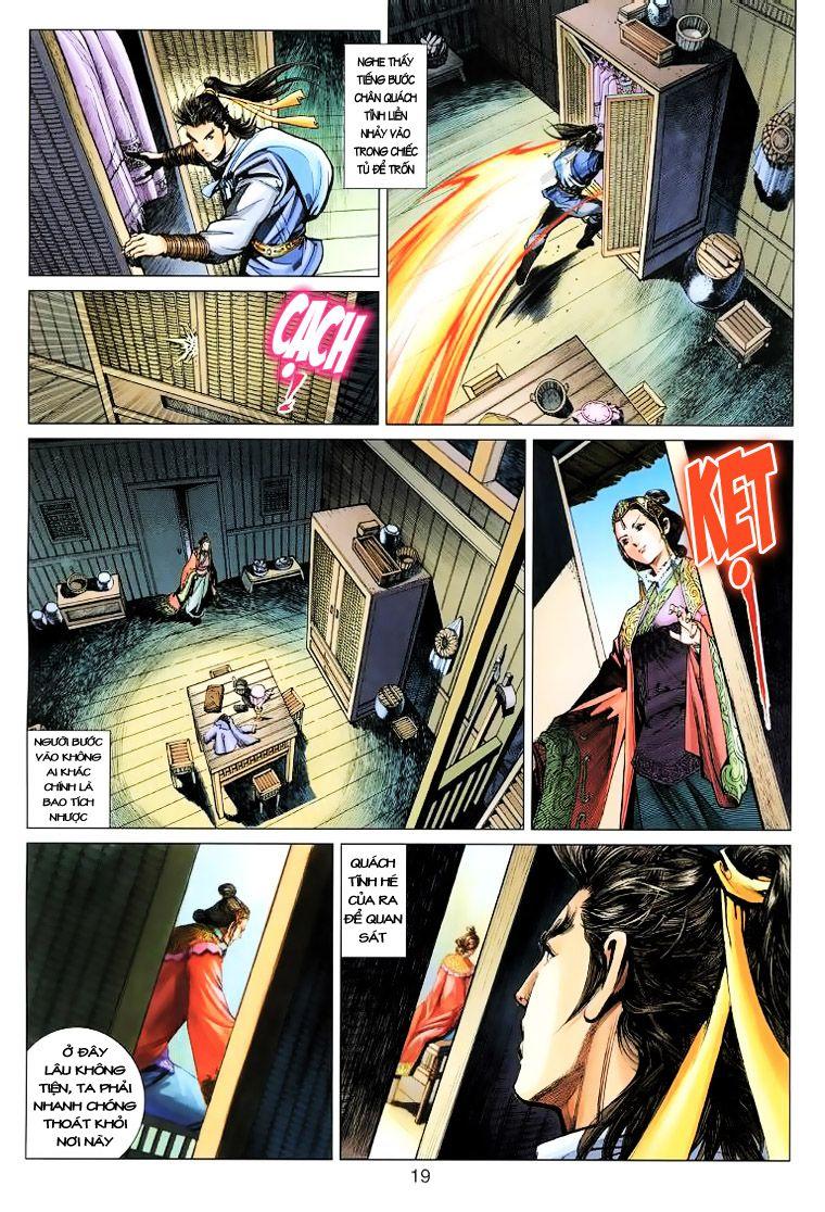 Anh Hùng Xạ Điêu anh hùng xạ đêu chap 14 trang 18