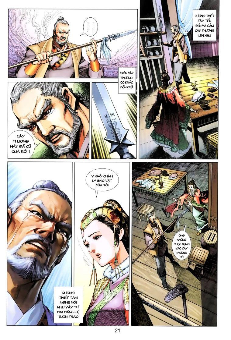 Anh Hùng Xạ Điêu anh hùng xạ đêu chap 14 trang 20