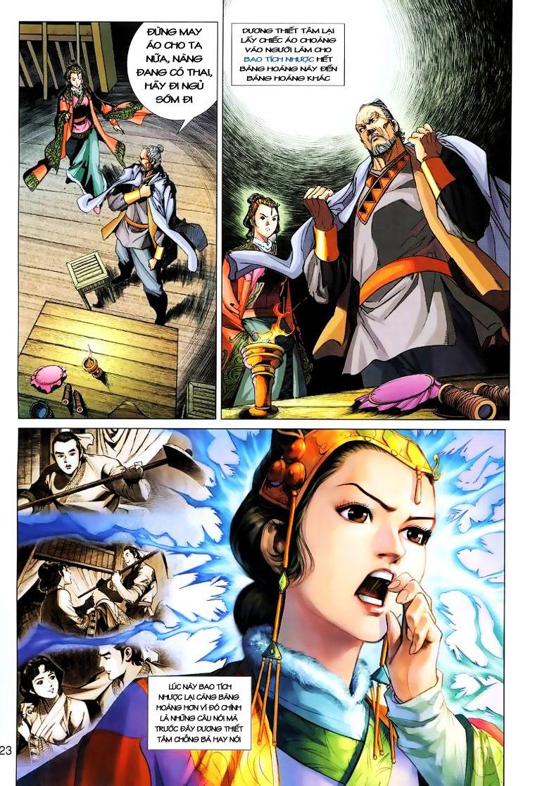 Anh Hùng Xạ Điêu anh hùng xạ đêu chap 14 trang 22