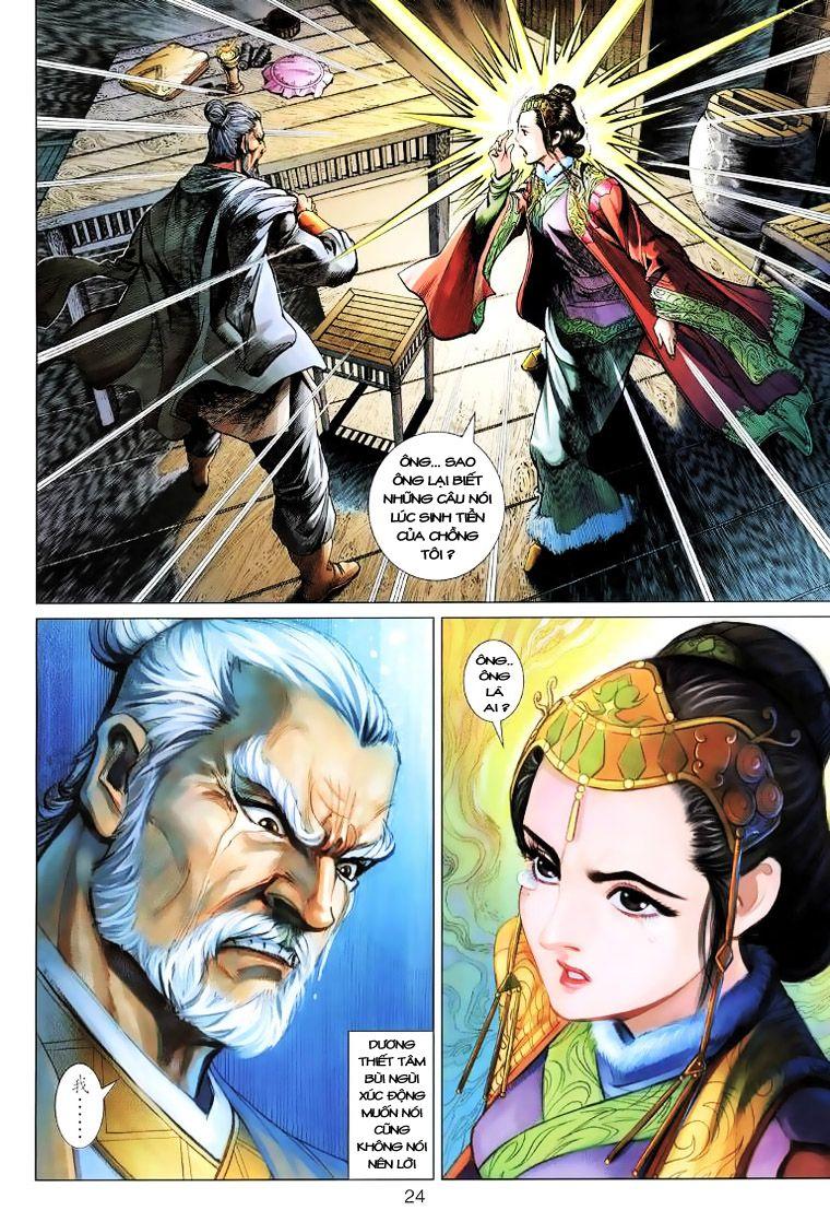 Anh Hùng Xạ Điêu anh hùng xạ đêu chap 14 trang 23