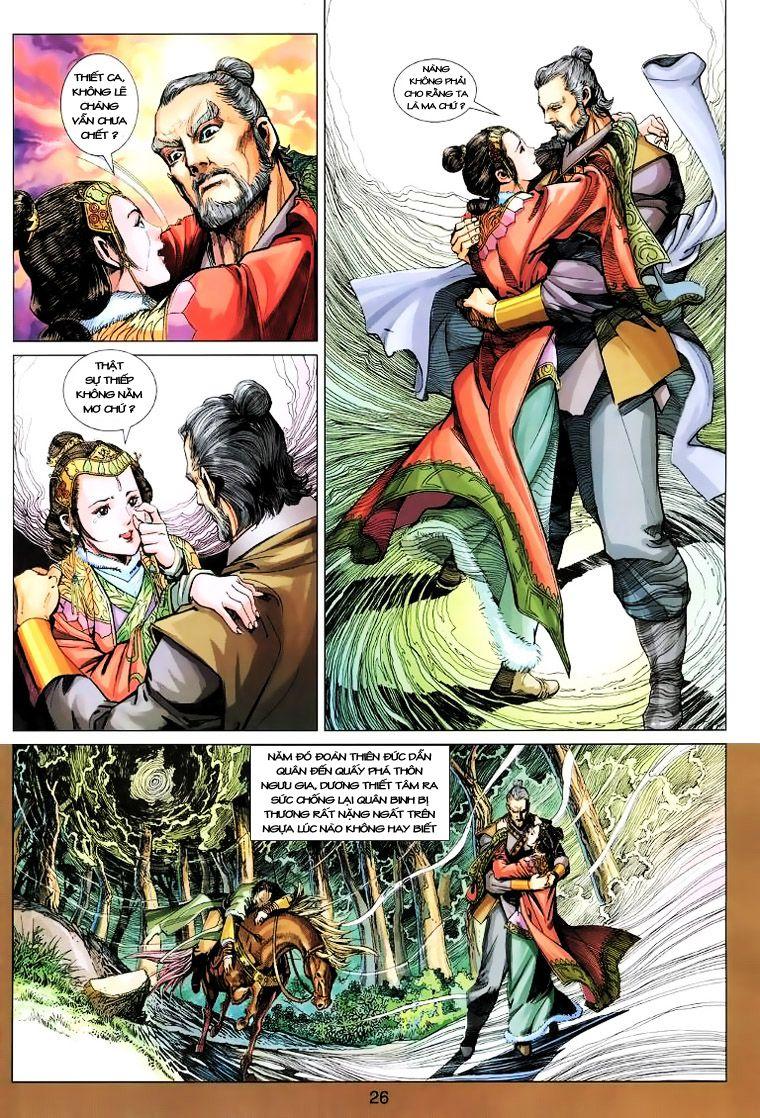 Anh Hùng Xạ Điêu anh hùng xạ đêu chap 14 trang 25
