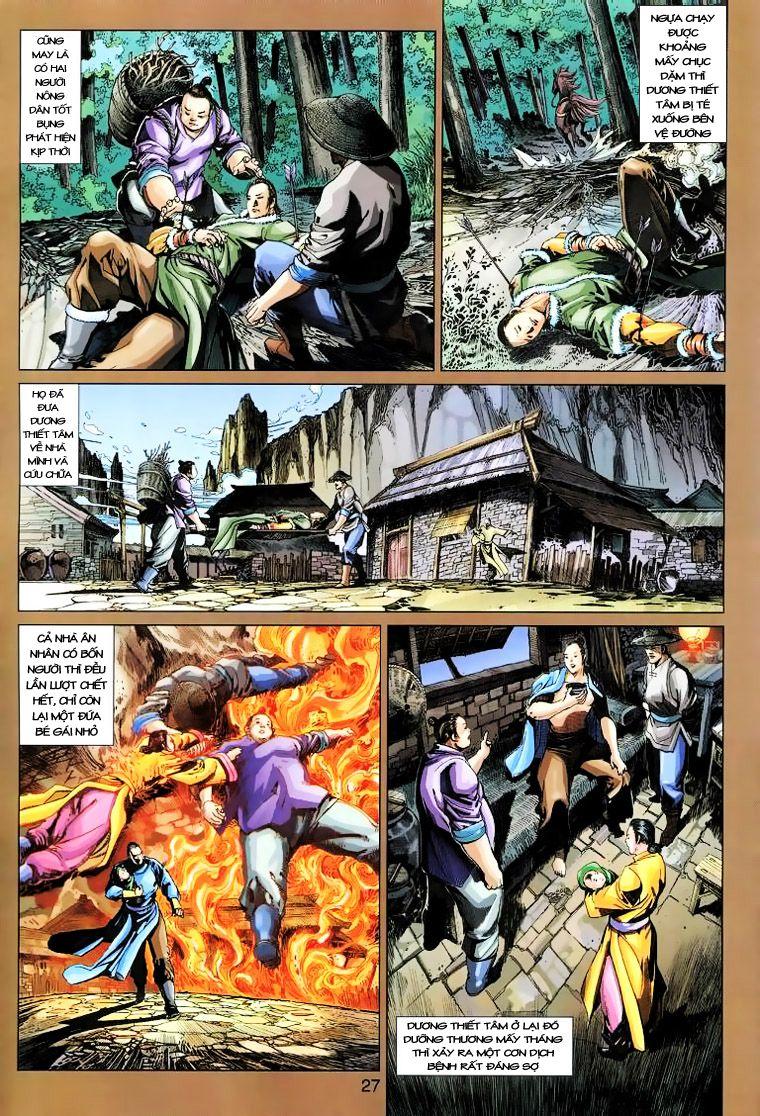 Anh Hùng Xạ Điêu anh hùng xạ đêu chap 14 trang 26