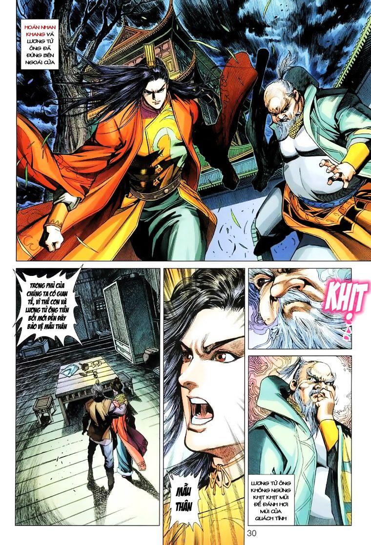 Anh Hùng Xạ Điêu anh hùng xạ đêu chap 14 trang 29