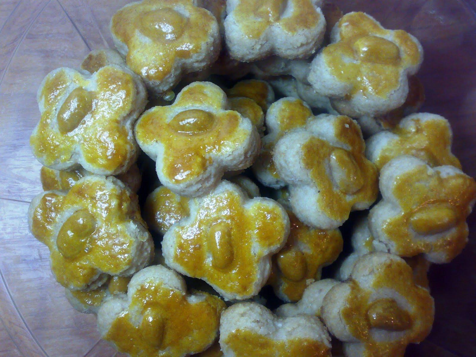 sweet vatnillat resipi biskut mazolabiskut kacang  mudah Resepi Biskut Mazola Chef Hanieliza Enak dan Mudah