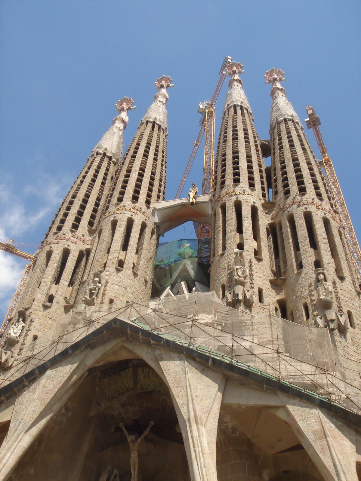 Bezoek Barcelona december 2010
