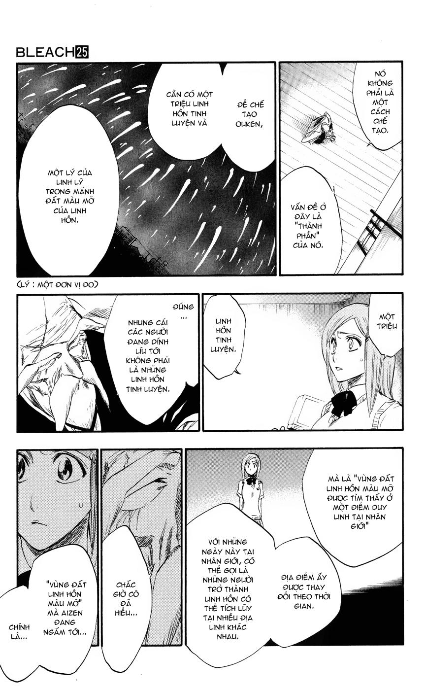 Bleach chapter 223 trang 10