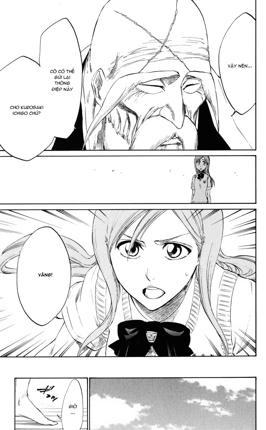 Bleach chapter 223 trang 16