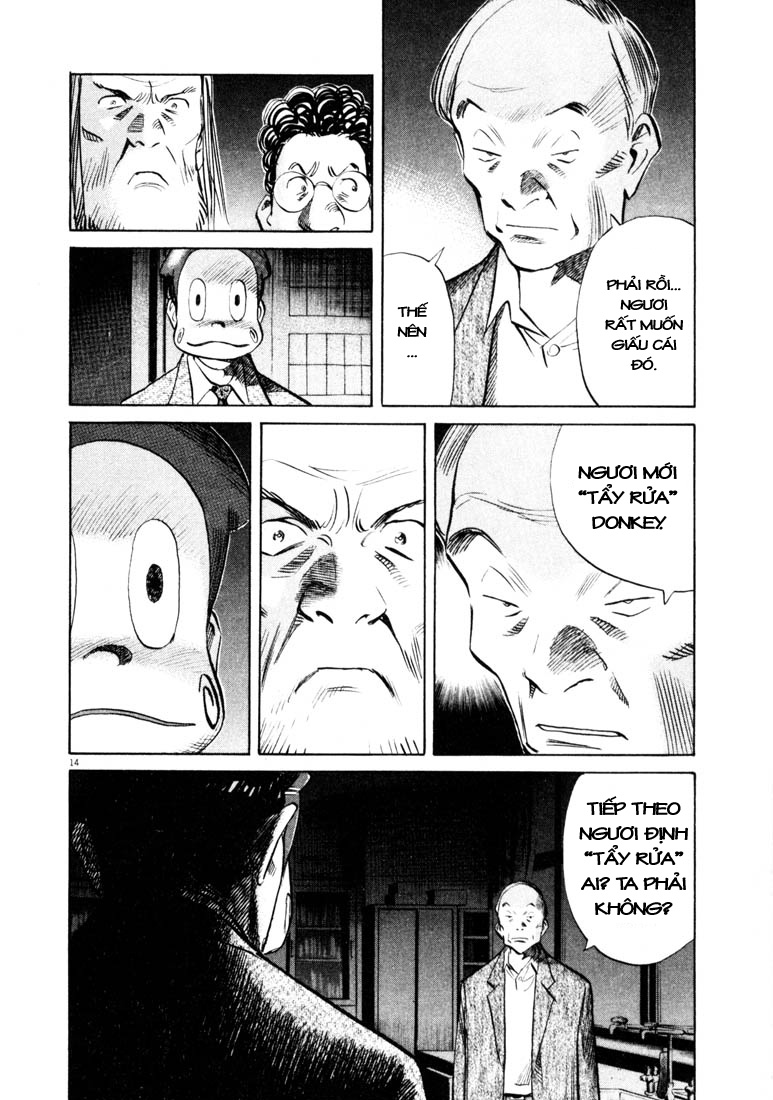 20th Century Boys chapter 132 trang 29